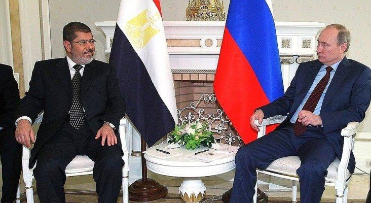 Tras Turquía, Rusia quiere recuperar los vuelos con Egipto