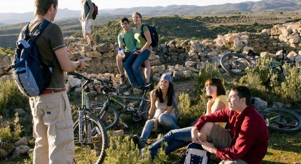 La C.Valenciana promociona sus 162 km de vías verdes