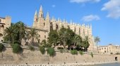 Casco antiguo Palma, Mallorca, con moratoria
