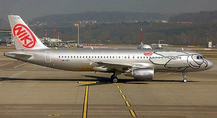 Avión de Niki
