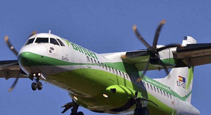 binter vuela en cabo verde