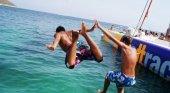 Baleares inicia una campaña de control de las discotecas flotantes