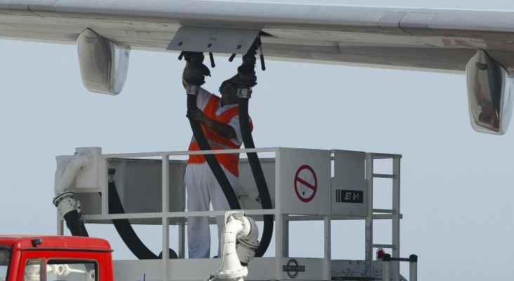 Asistencia en tierra de combustible