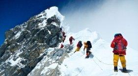 Cima del Everest