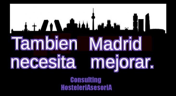 También Madrid necesita mejorar