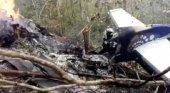 Avioneta siniestrada en Costa Rica