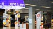 Librería del aeropuerto de Schiphol, Ámsterdam (Países Bajos)