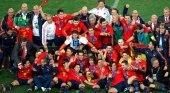 España campeona del Mundial 2010