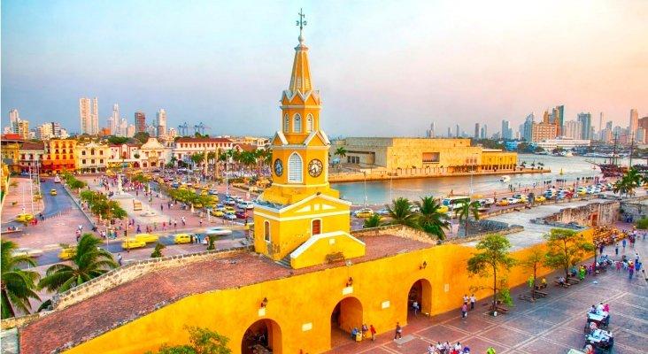 Car Ena De Indias >> Cartagena De Indias Y El Caribe Colombiano
