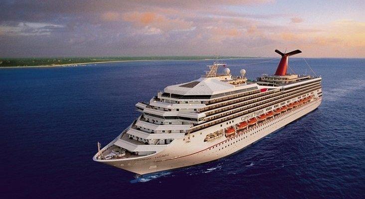 El nuevo crucero de Carnival no viajará a Europa  Carnival Triumph- The Cruise Web