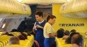 tripulación de cabina Ryanair