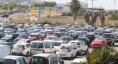 Ibiza estudia limitar la entrada de vehículos ante la saturación