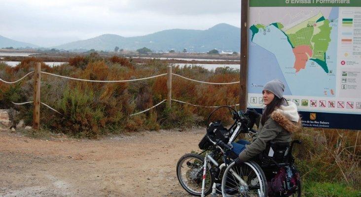 Ruta Accesible por ses Salines en Ibiza