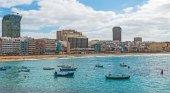Hoteles en la playa de las Canteras