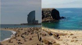 Playas españolas. Foto de ABC