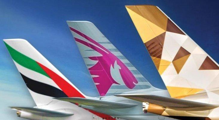 Emirates y Etihad Airways: de rivales a aliados