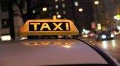 Taxi en circulación