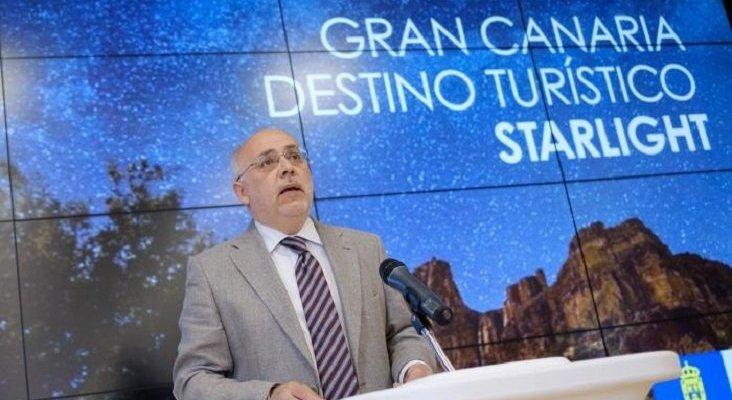 Antonio Morales, presidente del Cabildo en Gran Canaria