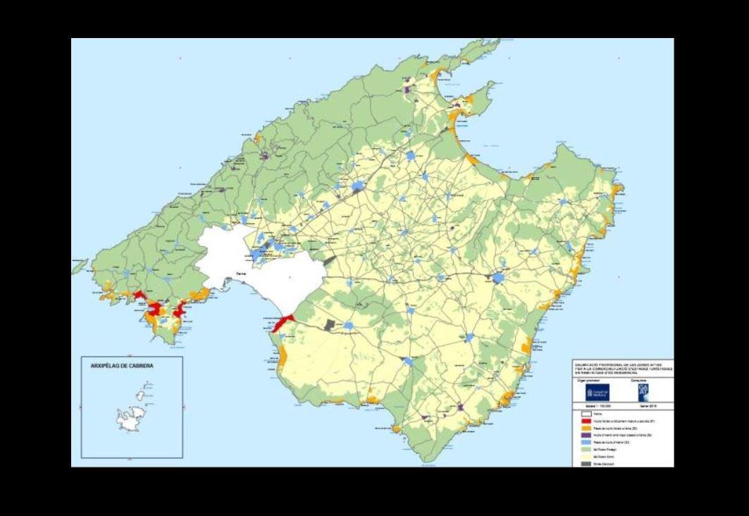 20 condiciones al alquiler vacacional en menorca for Alquiler maquinaria mallorca