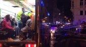 Incendio en hotel de Eurostar en la ciudad de Praga