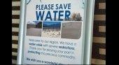 Restricción de agua en Sudáfrica