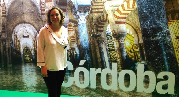Isabel Ambrosio, presidenta del Grupo de Ciudades Patrimonio