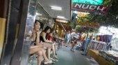Los macroburdeles hunden literalmente a Bangkok