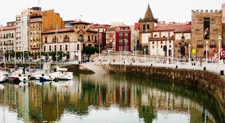 Gijón, en Asturias