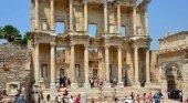 Turistas en Turquía