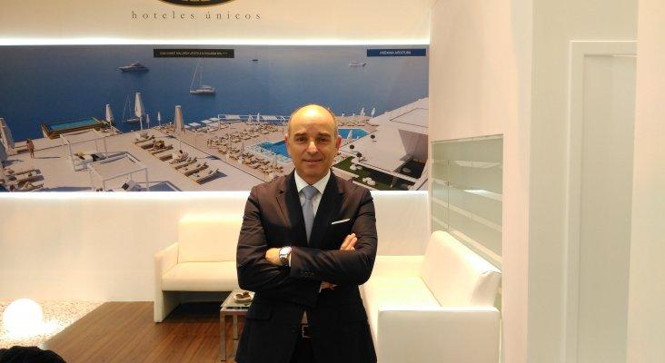 Fernando de las Heras, director general Hoteles Elba