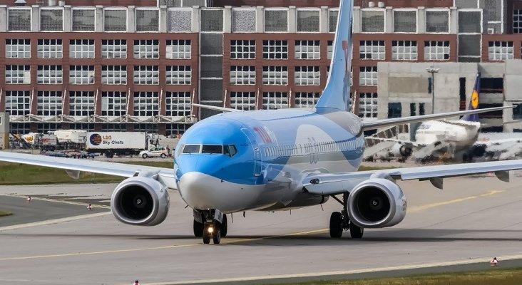 Aeronave de TUI Fly