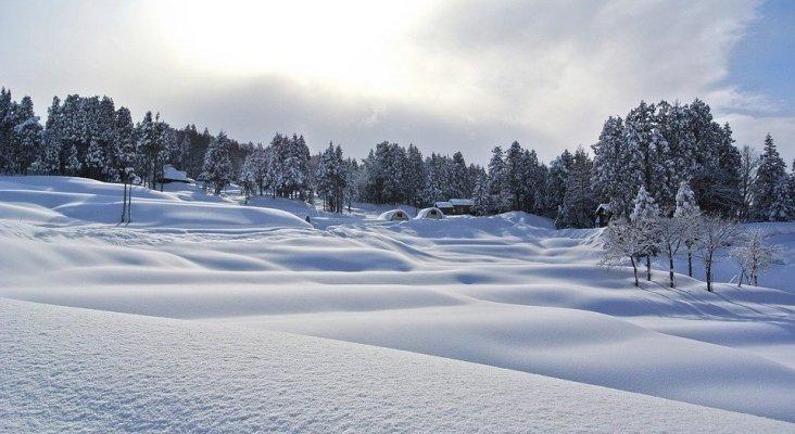 Demasiada nieve en las estaciones de esquí europeas