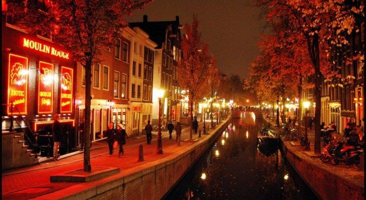 Barrio Rojo en Amsterdam