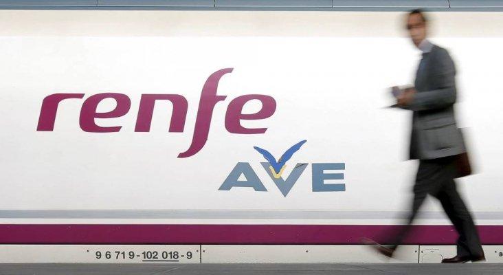 El AVE gana al avión en transporte de pasajeros en España