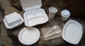 Los turistas ya no podrán usar platos y tenedores de plástico en los complejos y campings de Francia