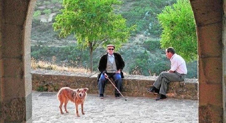 El turismo no consigue frenar la despoblación en España. Foto de ABC