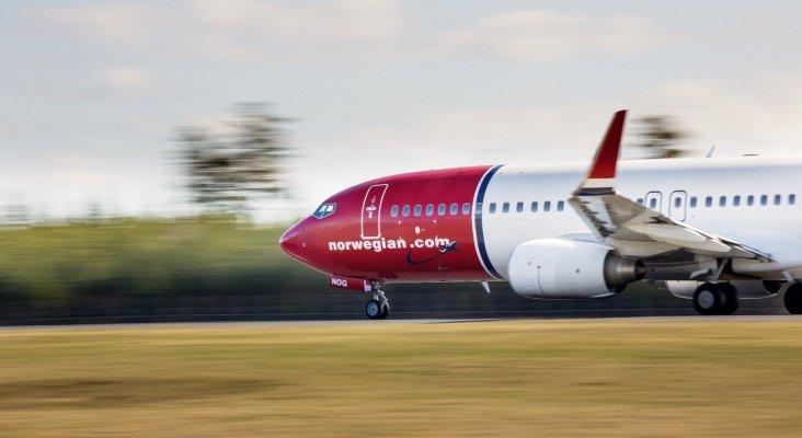 Aeronave de Norwegian