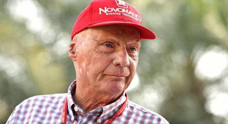 """""""No fue una buena idea"""" que Niki Lauda volviera a Ibiza"""