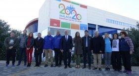 Málaga ya presume de ser Capital Europea del Deporte