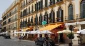 Málaga propone restringir las terrazas y los apartamentos vacacionales en el Centro