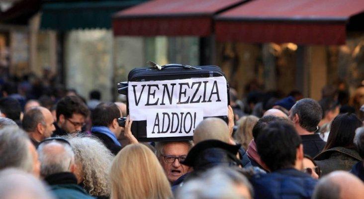 Venecia pierde 120.000 habitantes por culpa del turismo