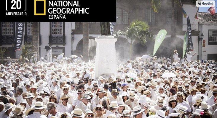 National Geographic sitúa la fiesta de los Indianos en Gran Canaria
