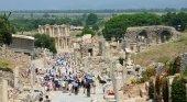 Turistas vuelven a Turquía