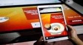 Restaurante virtual con sistema de reconocimiento facial
