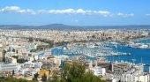 Vista de Palma, en Mallorca