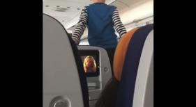 """Un niño """"demoníaco"""" se pasa 8 horas de vuelo gritando"""