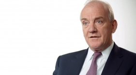 Patrick O'Sullivan, nuevo presidente de Saga