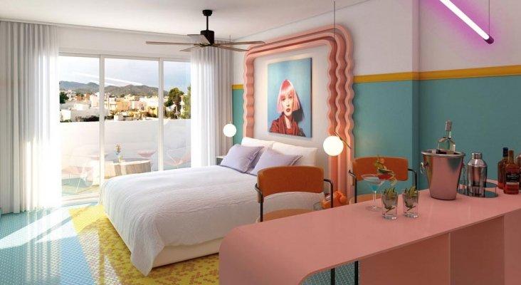 Dos hoteles de Ibiza, los más 'instagrameables' para un medio francés