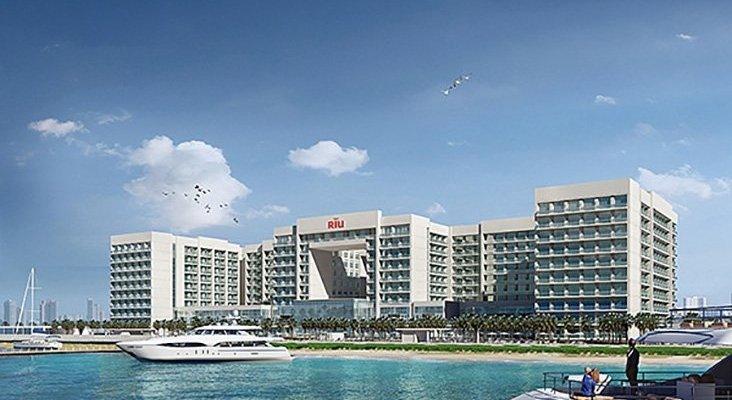 Nuevo hotel de RIU en Dubái
