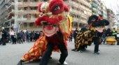 Celebraciones por el año nuevo chino